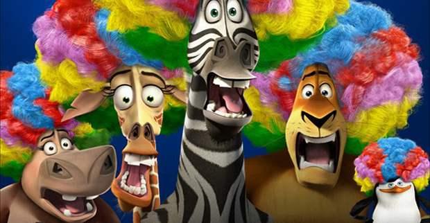 Madagascar 3 Main